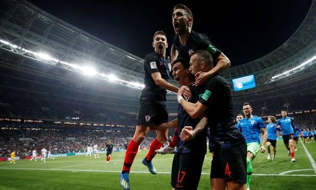 It's not coming home!!! (Κροατία-Αγγλία 2-1) | panathinaikos24.gr