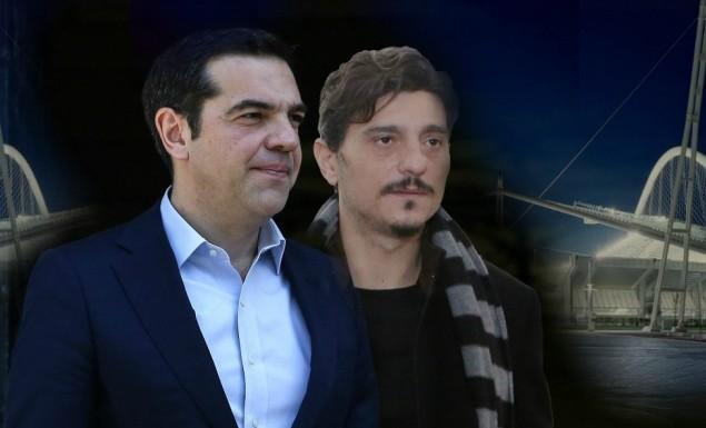 Έρχεται το κονσόρτσιουμ του Athens Alive για ραντεβού με τον Τσίπρα!   panathinaikos24.gr