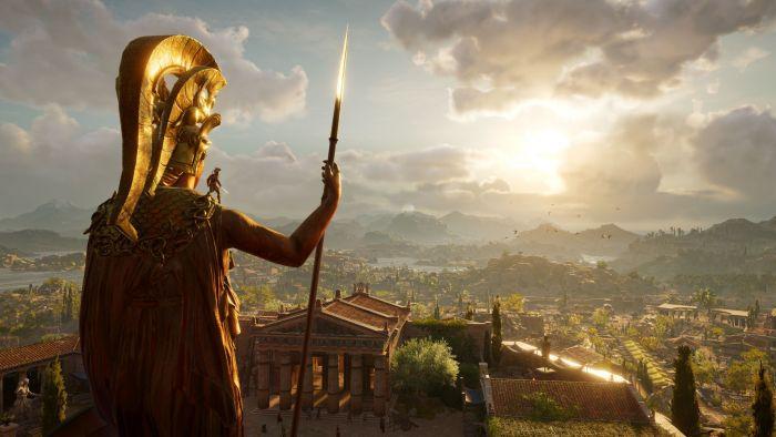Πρώτη γνωριμία με το «ελληνικό» Assassin's Creed Odyssey | panathinaikos24.gr