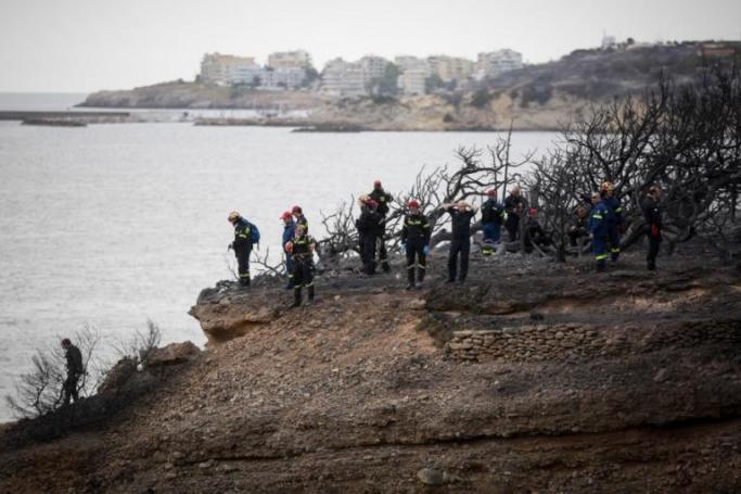 Σοκ: Εντοπίστηκε καμένο πτώμα στη θάλασσα ανοιχτά της Γλυφάδας | panathinaikos24.gr