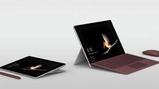 Ανακοινώθηκε το Microsoft Surface GO