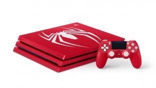 Έρχεται PS4 στα χρώματα του Spider-Man