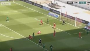 Το καταπληκτικό γκολ του Στάικου με την Αντβέρπ (vid)