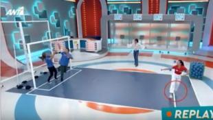 Πρώτη φορά στην Ελλάδα: Το VAR στο νέο τηλεπαιχνίδι του ΑΝΤ1 (Vid)