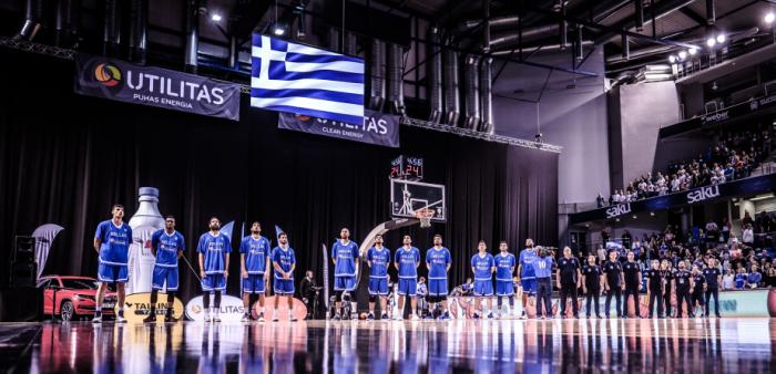 Το show Θανάση και Μήτογλου κόντρα στην Εσθονία! (vid) | panathinaikos24.gr