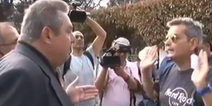 Απίστευτη ατάκα Καμμένου σε πληγέντα: «Μόνος εσείς και ο Πορτοσάλτε τα λέτε αυτά» – Οργή των πολιτών (vid) | panathinaikos24.gr