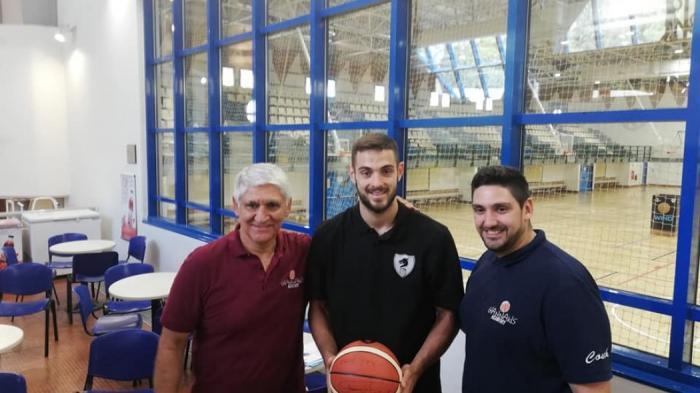 Στο «Giannakis Academy» ο Παπαπέτρου (Vid) | panathinaikos24.gr