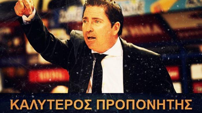 Προπονητής της χρονιάς ο Πασκουάλ | panathinaikos24.gr