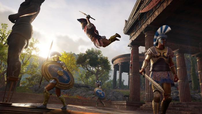 Περισσότερη δράση από το ελληνικό Assassin's Creed Odyssey | panathinaikos24.gr
