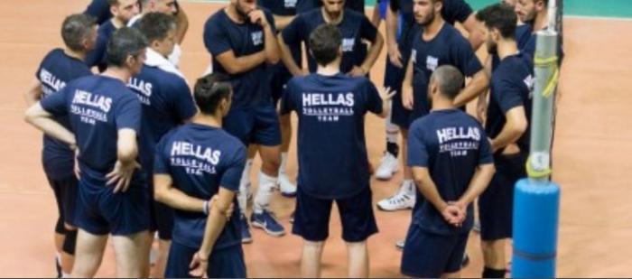 Βόλεϊ: Άνετο πέρασμα για την Εθνική του Ανδρεόπουλου | panathinaikos24.gr