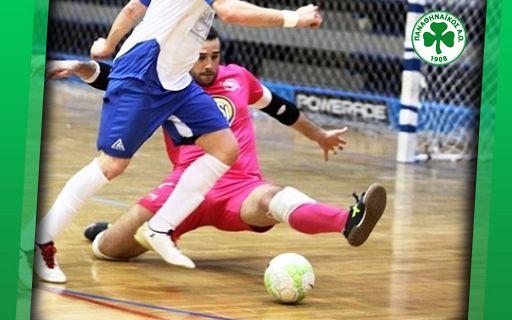 Ποδόσφαιρο Σάλας: Ενίσχυση στον «άσο» | panathinaikos24.gr