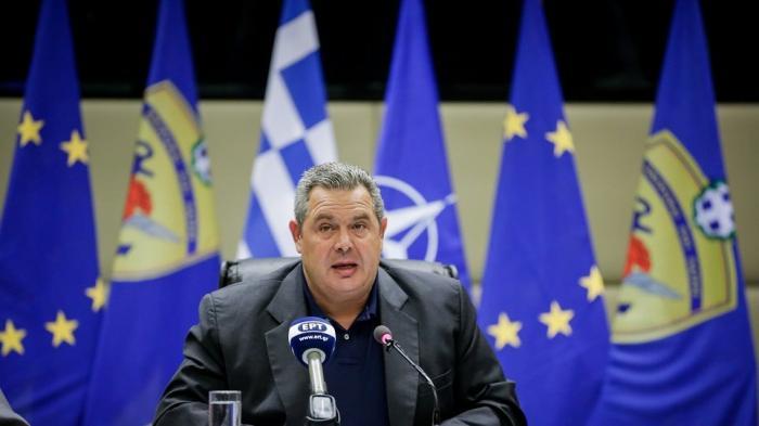 Καμμένος για την απελευθέρωση των δύο στρατιωτικών: «Η Παναγία η Ελευθερώτρια…» (pic) | panathinaikos24.gr