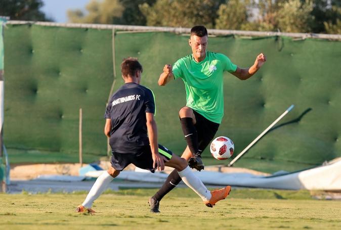Παναθηναϊκός: Φιλικό ξεμούδιασμα (5-0) κόντρα στους Νέους | panathinaikos24.gr