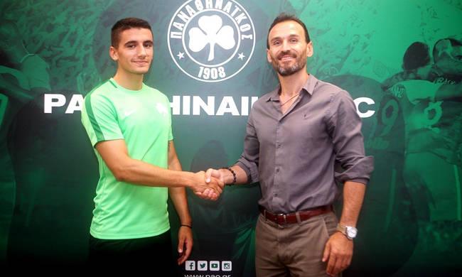 Επίσημο: «Πράσινος» για 3 χρόνια ο Πούγγουρας | panathinaikos24.gr