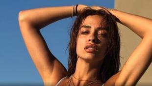Ελένη Φουρέιρα: «Ρίχνει» το Instagram με το μικροσκοπικό της μπικίνι (vid)