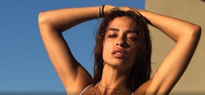 Ελένη Φουρέιρα: «Ρίχνει» το Instagram με το μικροσκοπικό της μπικίνι (vid) | panathinaikos24.gr