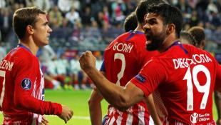Ρεάλ – Ατλέτικο: Γκολ ο Ντιέγκο Κόστα και 2-2! (vid)