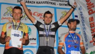 Ποδηλασία: Τέταρτος ο Πετσιάς στα Τέμπη