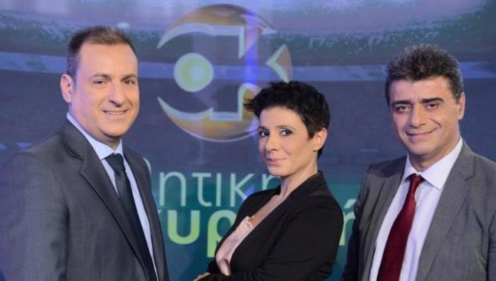 Η νέα Αθλητική Κυριακή: Οι παρουσιαστές και οι αλλαγές που θα γίνουν | panathinaikos24.gr