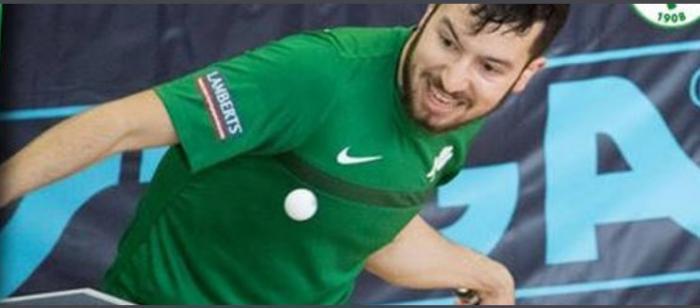 Πινγκ Πονγκ: Στην προεθνική δύο «πράσινοι» αθλητές   panathinaikos24.gr
