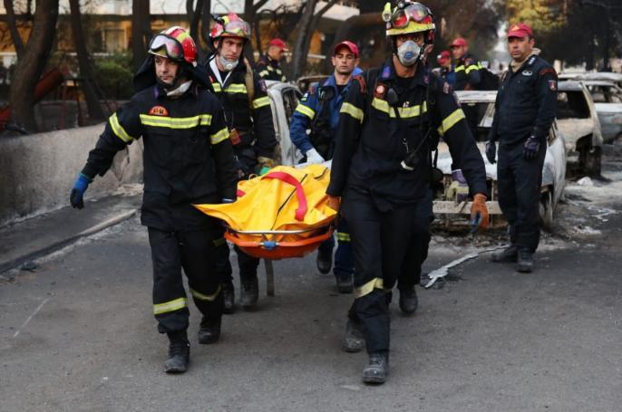 Φωτιά στο Μάτι: Πού επικεντρώνεται η έρευνα των εισαγγελικών Αρχών | panathinaikos24.gr