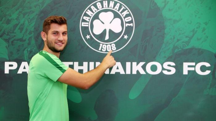 Υπέγραψε νέο συμβόλαιο με Παναθηναϊκό ο Κότσαρης (Pic) | panathinaikos24.gr