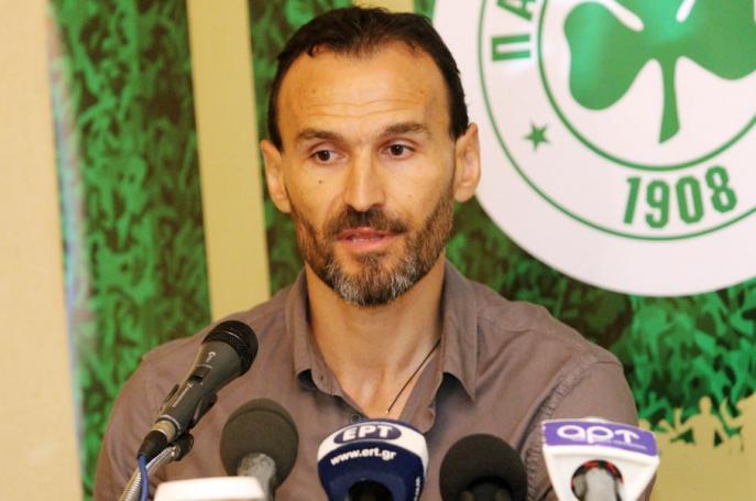 Νταμπίζας: «Σχεδόν ολοκληρωμένο το ρόστερ – Δε θα κρυφτούμε από τις δυσκολίες» | panathinaikos24.gr