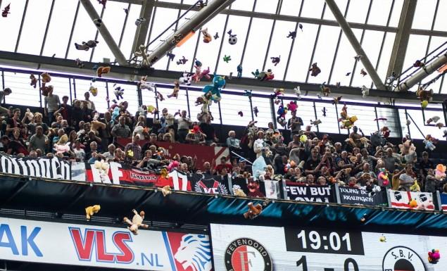 Υπέροχη ενέργεια από οπαδούς στην Ολλανδία! (vid) | panathinaikos24.gr