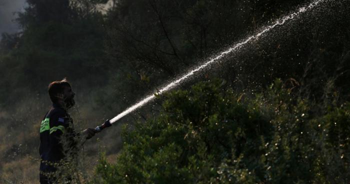 ΕΚΤΑΚΤΟ: Μεγάλη φωτιά στην Άνδρο | panathinaikos24.gr