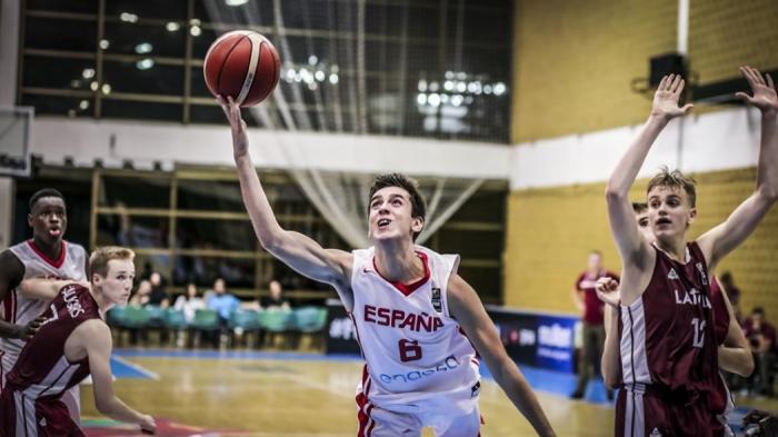 Απίστευτο buzzer beater Ισπανού κόντρα στην Εθνική Παίδων (vid) | panathinaikos24.gr