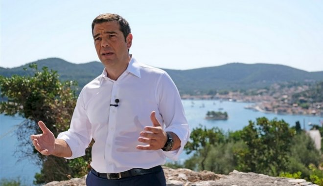 Επικός διάλογος Τσίπρα με οπαδό: «Έχεις δήμαρχο γαύρο»! (vid)   panathinaikos24.gr