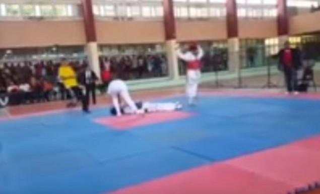 Νεαρός αθλητής του τάε κβο ντο παθαίνει ανακοπή και πεθαίνει την ώρα του αγώνα (σκληρό βίντεο) | panathinaikos24.gr
