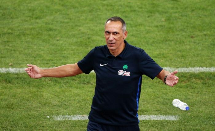 Η αντίδραση του Δώνη στα αποδυτήρια μετά το 3-0 | panathinaikos24.gr