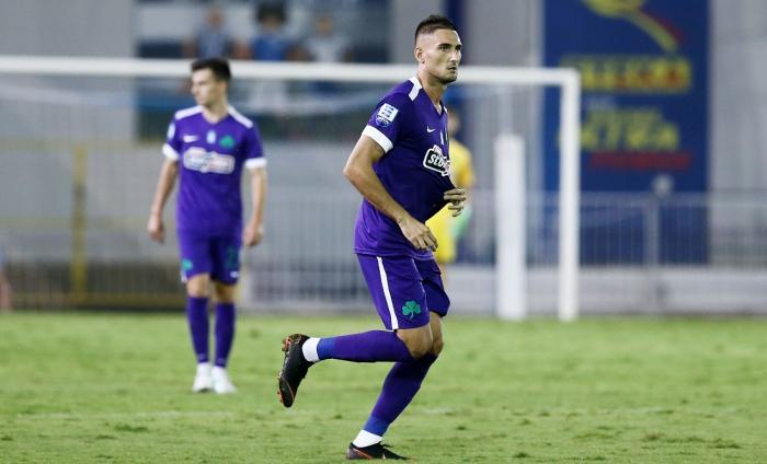 Μακέντα: «Να αποκτήσω ρυθμό και διάρκεια στο παιχνίδι μου» | panathinaikos24.gr