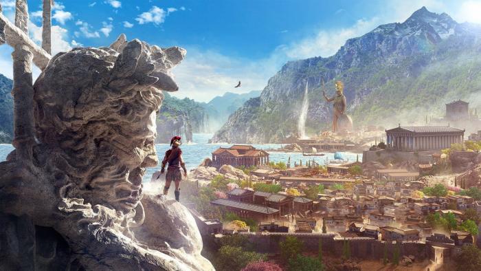 Το ελληνικό trailer του Assassin's Creed Odyssey που γυρίστηκε στη Μάνη | panathinaikos24.gr