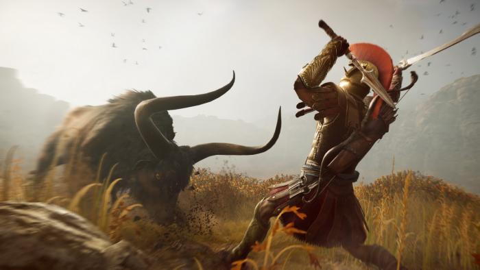 Το νέο trailer του Assassin's Creed Odyssey είναι επικό | panathinaikos24.gr