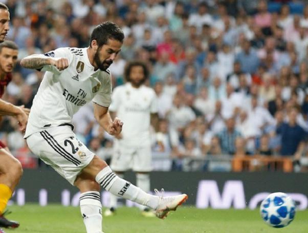 Μαγικό γκολ με φάουλ από τον Ίσκο (vid) | panathinaikos24.gr