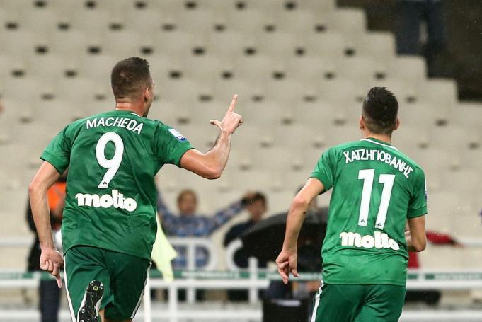 Μακέντα: Από την… περιπετειώδη Πρωτομαγιά στο πρώτο «πράσινο» γκολ! (vids) | panathinaikos24.gr