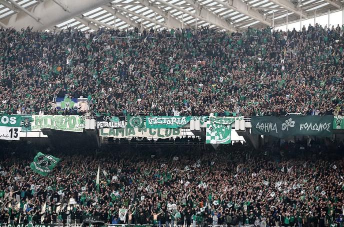Παναθηναϊκός: Πίστη για νέα νίκη με 20.000 οπαδούς δίπλα στην ομάδα!   panathinaikos24.gr