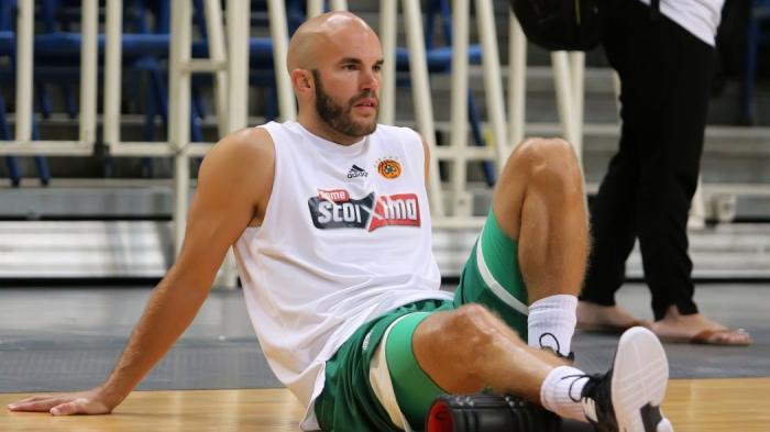 Αύριο μπαίνει στις προπονήσεις ο Καλάθης | panathinaikos24.gr