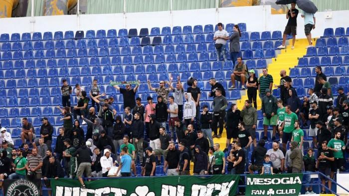 ΑΕΛ-Παναθηναϊκός: Μπλόκο της αστυνομίας στους οπαδούς του Παναθηναϊκού | panathinaikos24.gr
