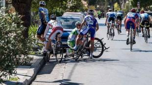 Ποδηλασία: Άτυχος ο Καρατζένης