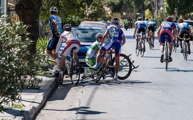 Ποδηλασία: Άτυχος ο Καρατζένης | panathinaikos24.gr