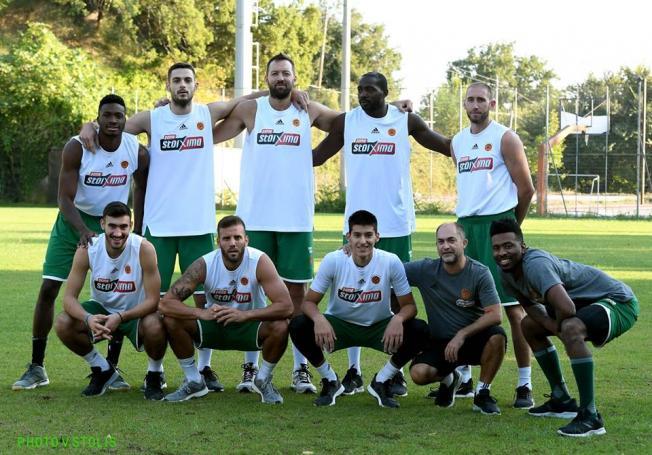 Επαιξαν ποδόσφαιρο και το χάρηκαν με την ψυχή τους οι παίκτες του εξάστερου! (pics)   panathinaikos24.gr