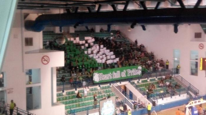 Παναθηναϊκός ΟΠΑΠ: Το «πράσινο» κορεό στην Κύπρο! (vid) | panathinaikos24.gr
