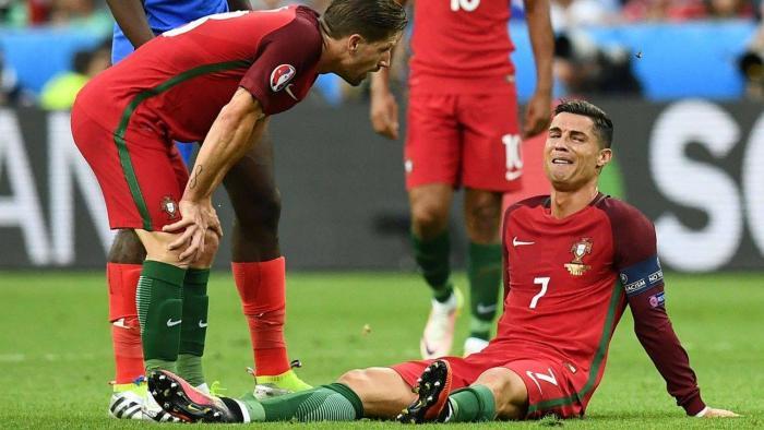 Κριστιάνο Ρονάλντο: Οι φορές που ο CR7 ξέσπασε σε κλάματα! (pics&vids) | panathinaikos24.gr