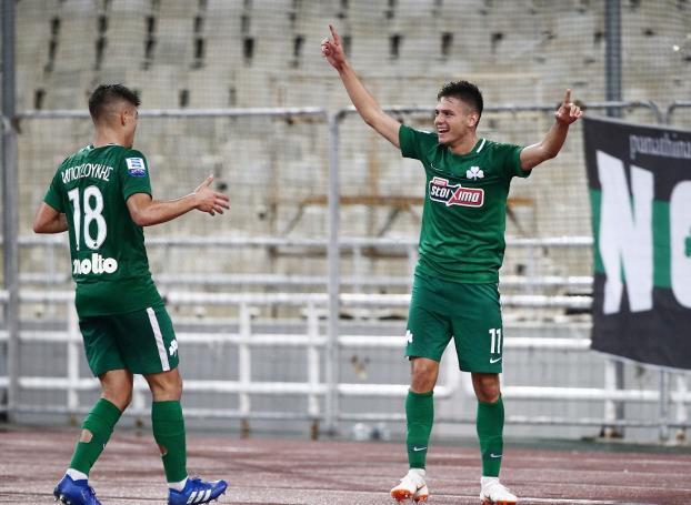 Παναθηναϊκός – ΠΑΣ Γιάννινα: Τα γκολ με φυσικό ήχο από το ΟΑΚΑ! (vid) | panathinaikos24.gr