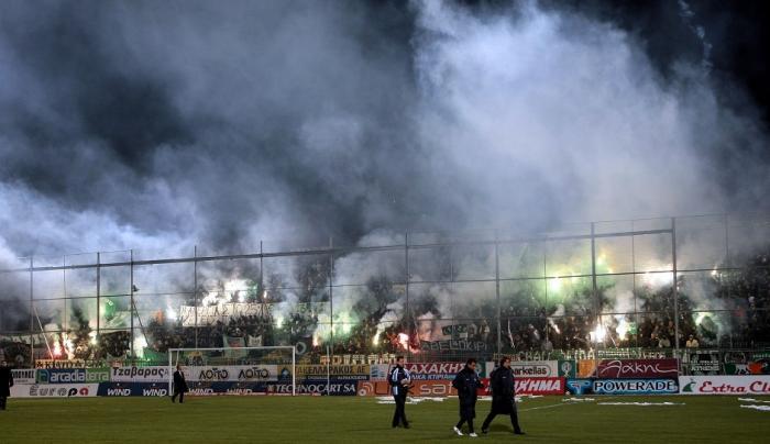Με κόσμο στην Τρίπολη ο Παναθηναϊκός | panathinaikos24.gr