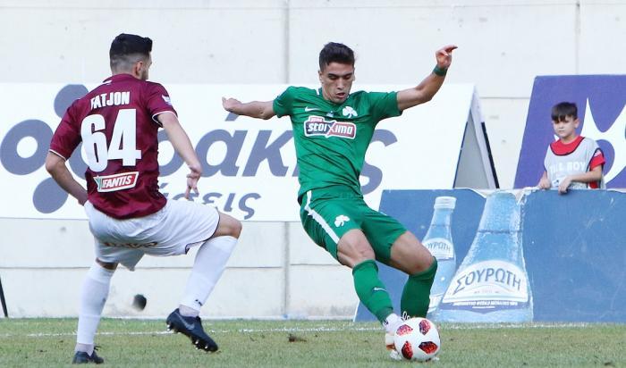 Καμπετσής: «Μπορούμε να παίξουμε και σε τέτοια γήπεδα» | panathinaikos24.gr
