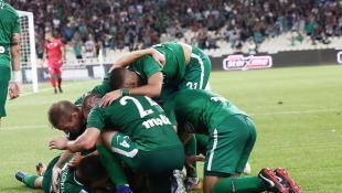Παναθηναϊκός – Λεβαδειακός 3-0: Μαγικός Χατζηγιοβάνης, ασταμάτητος Παναθηναϊκός!